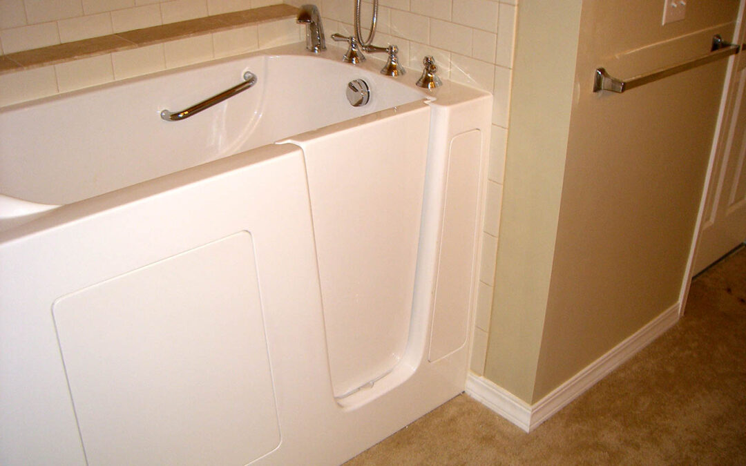 What to Look for in a Walk-In Tub