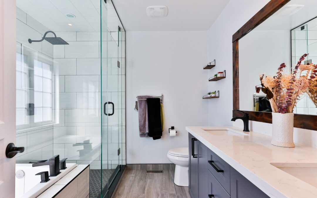 Converting your Tub to a Roomy Shower Stall